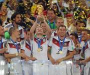 GERMANIA VINCE MONDIALI BRASILE 2014